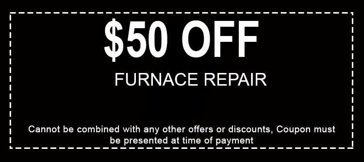 Discounts on Furnace Repair